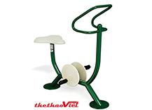 Xe đạp tập thể dục cố định JA-3600