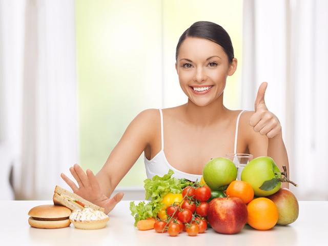 Thói quen ăn uống ảnh hưởng đến quá trình giảm mỡ bụng