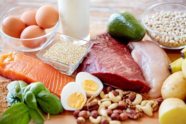 Bổ sung đủ protein sẽ giúp làm thọn gọn vòng eo tốt hơn