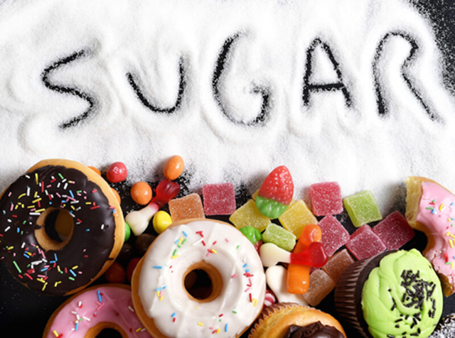 Cần hạn chế thực phẩm chứa nhiều đường