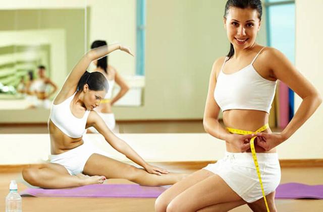 Yoga là bộ môn giúp làm giảm mỡ bụng rất hiệu quả