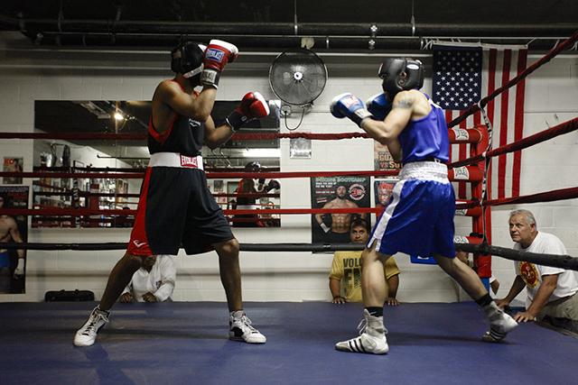 Đối luyện trong boxing là gì?