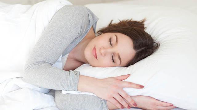 Giấc ngủ chất lượng hơn và sâu hơn