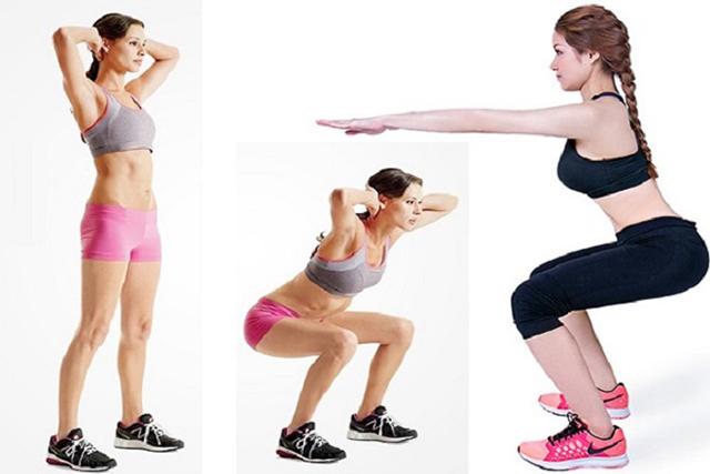 Squat có nhiều tác dụng đối với sức khỏe người tập