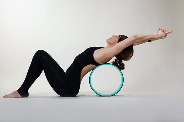 Vòng yoga – yoga wheel