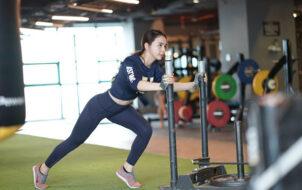 lợi ích khi tập gym