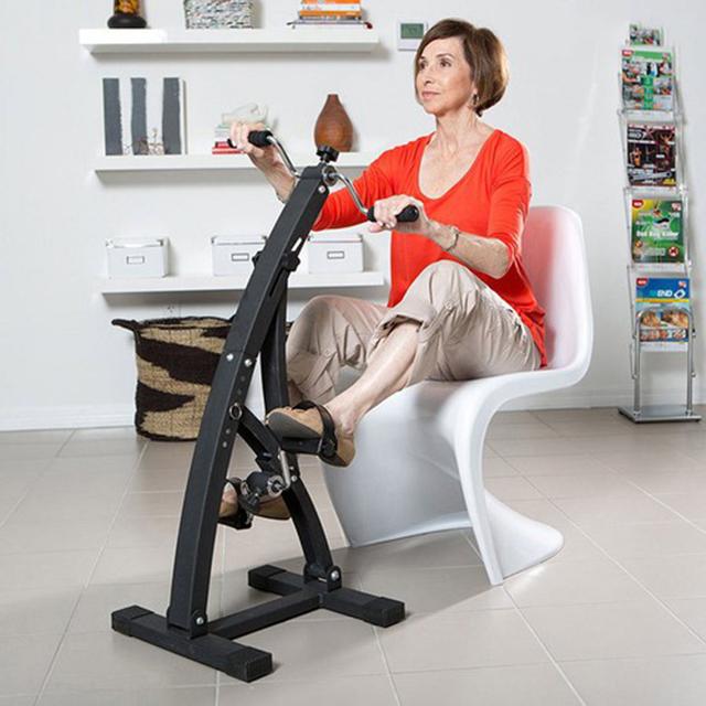 Tác dụng của xe đạp tập thể dục cho người già