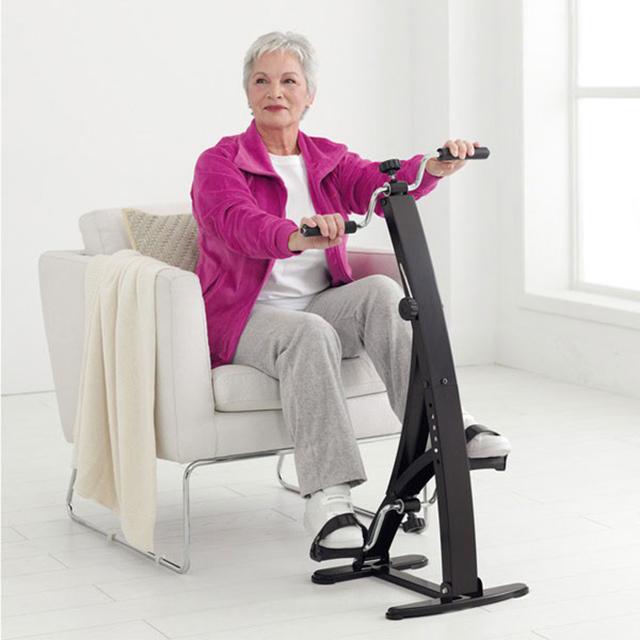 Xe đạp tập cho người già Dual Bike
