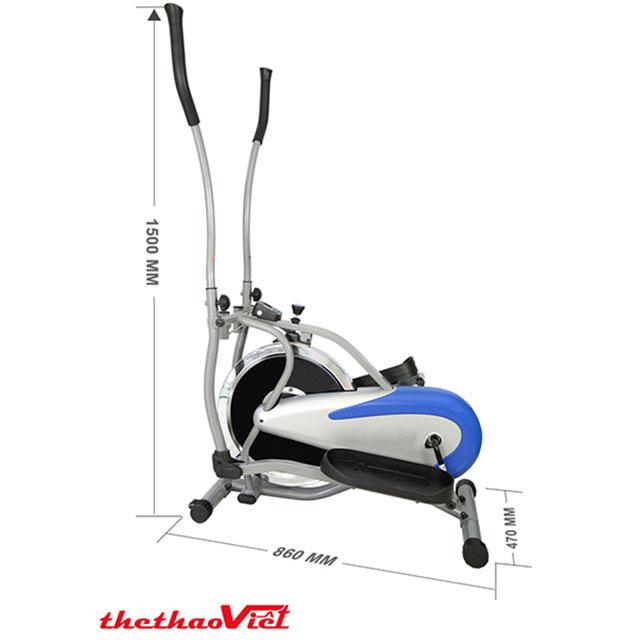 xe đạp tập thể dục toàn thân 4