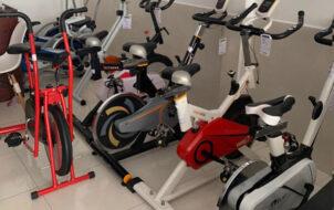 xe đạp tập thể dục thanh lý 4